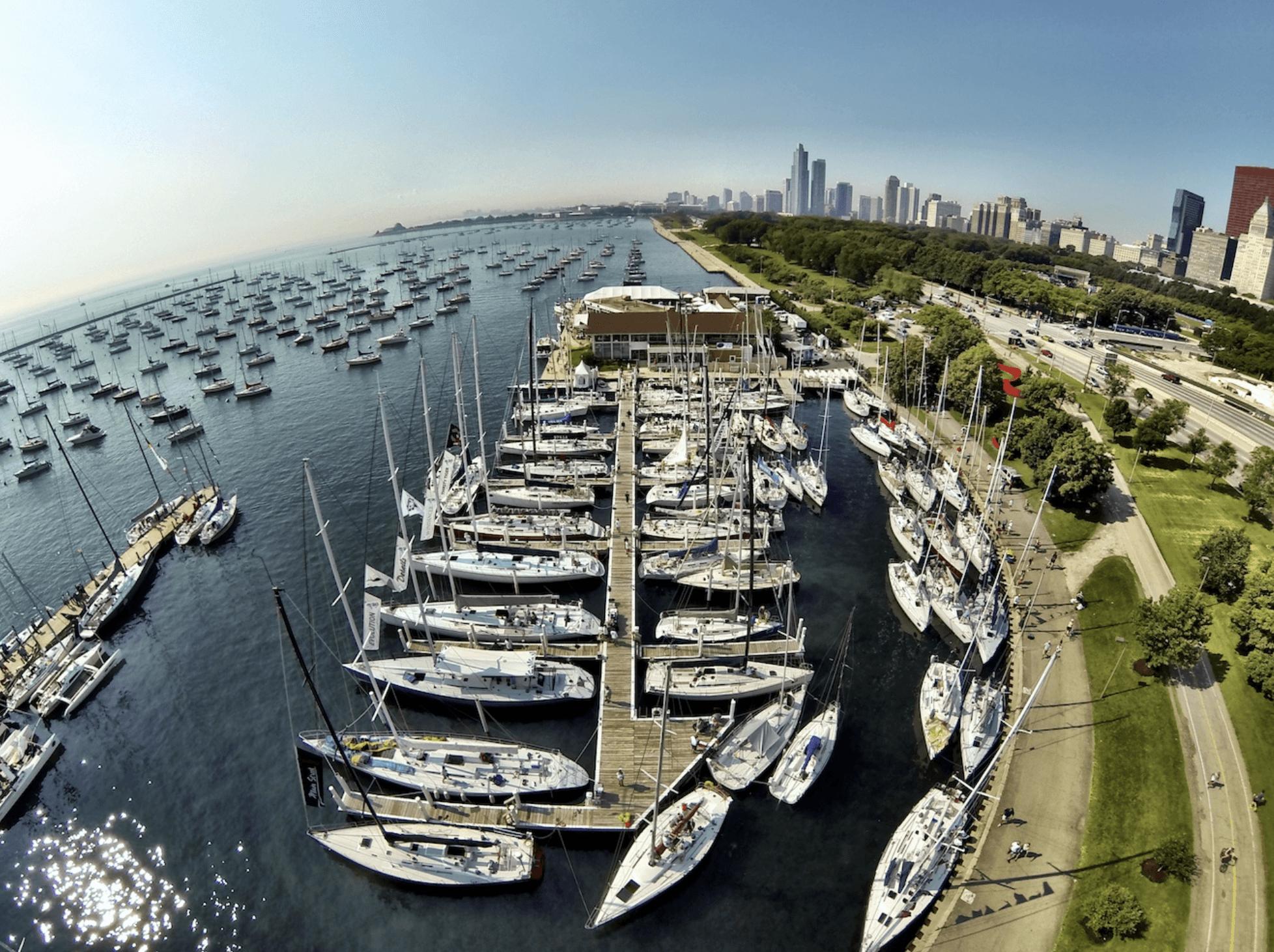 yacht transport chicago